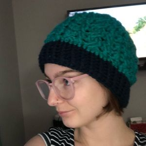 Handmade Cable Stitch Beanie